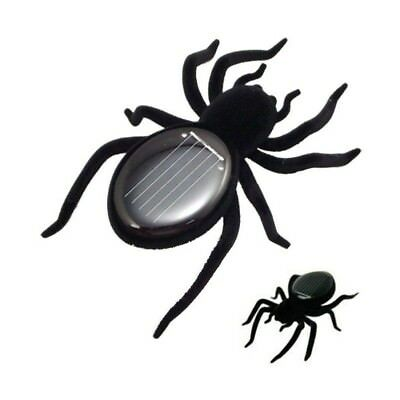 Mini Solar Powered Spider Robot Insect Toy Fun Gift Kid Gags & Practical Jokes