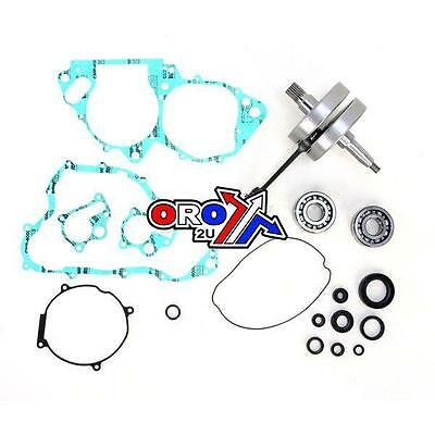 Honda CR250 CR 250 1992 - 2001 New Wiseco Crankshaft - Bottom End Rebuild Kit