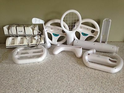 Wii Console And Games