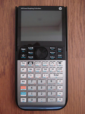 HP Prime Graphing Calculator (without charger cable)