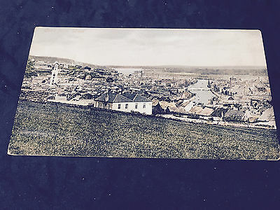 28      Antique Postcard - Cork from West - Posted 1905 - Valentine's