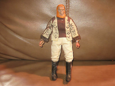 Planet of the Apes Mego Oranguantang Tan Suit