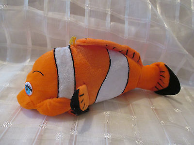 Nemo clownfish cuddly toy (11 inches long)