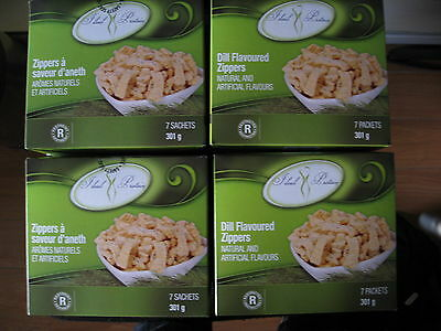 Ideal Protein Dill Flavoured Zippers   (6 Boxes Of 7)
