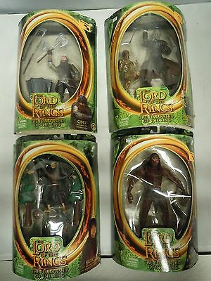 LORD OF THE RINGS ACTION FIGURE LOT COMPLETE/SEALED LOTR PICK & CHOOSE Toy Biz