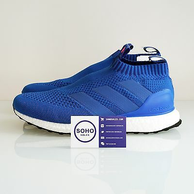 online retailer 5cf0e e8ae0 ADIDAS ACE 17+ Pure Control Ultra Boost - Blue - Size 8 8.5 9 9.5 - By9090  16+
