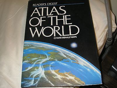 Reader's Digest - Atlas of the World  - Rand McNally Maps