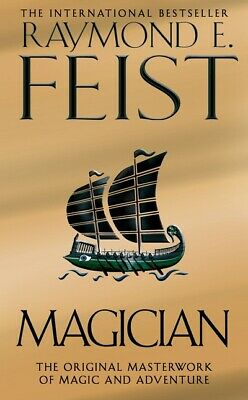 Magician by Raymond E Feist (Paperback)