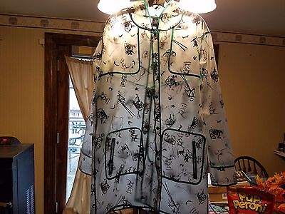 Nightmare Before Christmas Characters Raincoat