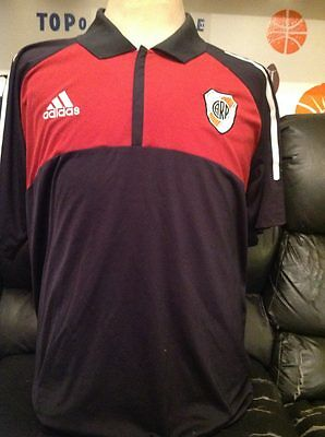 Adidas Soccer Jersey River Plate Year 2006 Size Medium