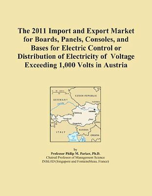 The 2011 Import and Export Market for Boards, Panels, Consoles, and Bases for El