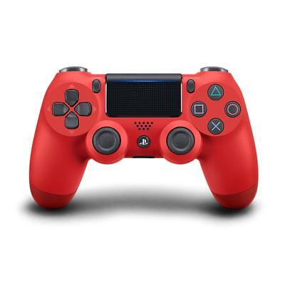 PlayStation4 DUALSHOCK4 Wireless Controller - Magma Red
