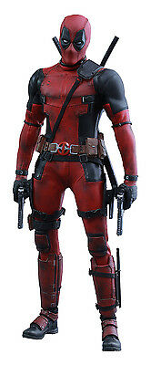 Deadpool 1:6 Figure Hot Toys - Official