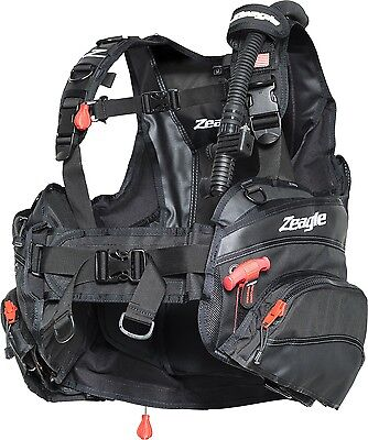 Zeagle Halo BCD Scuba Diving Buoyancy 8100RK-MD