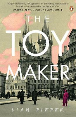 NEW Toymaker, The By Liam Pieper Paperback Free Shipping