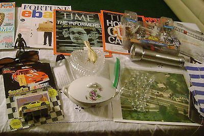 Vintage Junk Drawer Lot-LARGE Box Full of ITEMS-LOT # 322