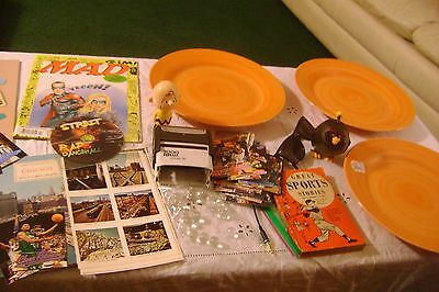 Vintage Junk Drawer Lot-LARGE Box Full of ITEMS-LOT # 325