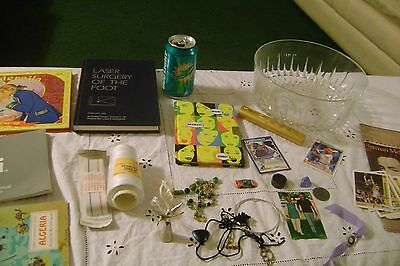 Vintage Junk Drawer Lot-LARGE Box Full of ITEMS-LOT # 335