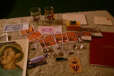 Vintage Junk Drawer Lot-LARGE Box Full of ITEMS-LOT # 12