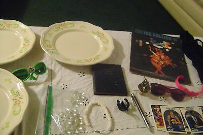 Vintage Junk Drawer Lot-LARGE Box Full of ITEMS-LOT # 344