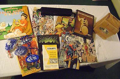 Vintage Junk Drawer Lot-LARGE Box Full of ITEMS-LOT # 21