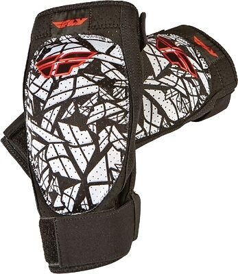 2014 FLY Barricade Protective Gear Adult Armor Motocross Off Road Elbow Guards