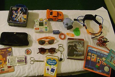 Vintage Junk Drawer Lot-LARGE Box Full of GREAT ITEMS-LOT # 1001