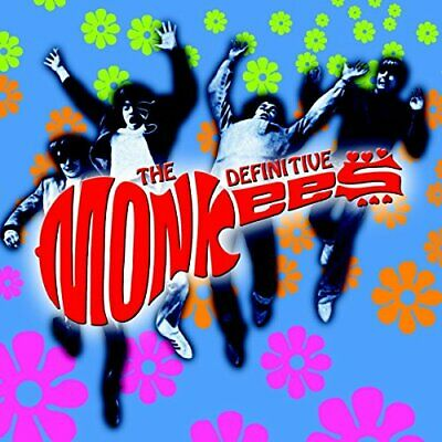 The Monkees - The Definitive Monkees - The Monkees CD BZVG The Cheap Fast Free