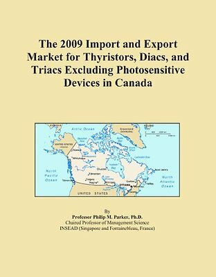 The 2009 Import and Export Market for Thyristors, Diacs, and Triacs Excluding Ph