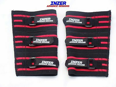 INZER ELBOW SLEEVES - MEDIUM - Adjustable Elbow Support - Best Support Available
