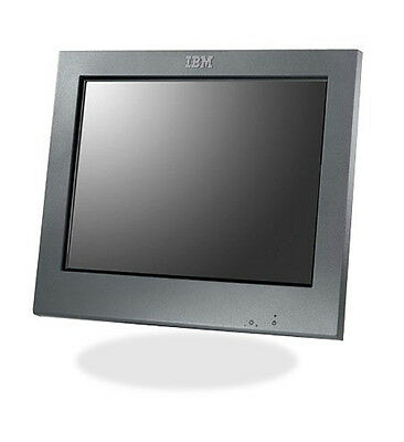 """IBM 12 Zoll Monitor TFT-Screen 4820-4FD (12"""") LCD-Monitor ohne Standfuss / Stand"""
