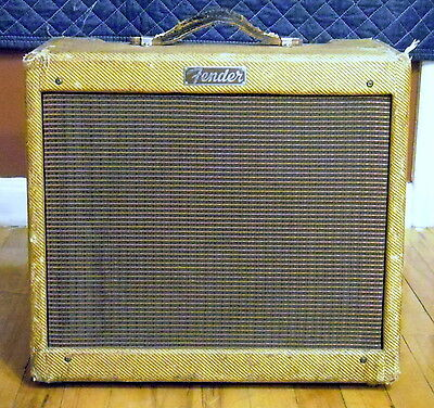1958 Fender Princeton 5F2A Holy Grail Of Tone Combo Amplifier Tweed USA 1959 Amp