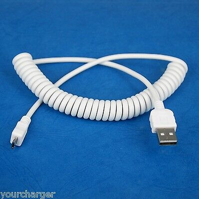 2M 6ft Fast Charger ONLY Right Angle USB Cable BLACK for LG G Pad F 8.0 7.0 10.1