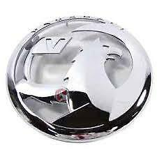 Genuine Vauxhall Astra J (2009-2014) Front Upper Grille Badge New 13264461