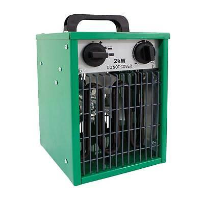 LightHouse Electric Greenhouse Heater Fan 2Kw