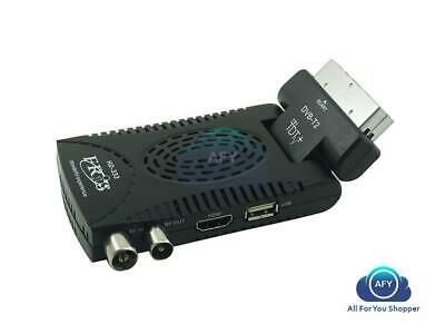Decoder H265 Digitale Terrestre Dvb T2 Scart 180 Usb Hdmi Hd 331