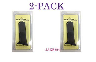 Hi Point * 9mm & 380 ACP  C9 and CF380 8 Rd MAG CLIP # CLP9C/380-2  2-PACK  New