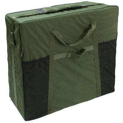 NGT Deluxe Fishing and Camping Padded Waterproof Bedchair Bag Carryall