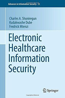 Electronic Healthcare Information Security Copertina rigida