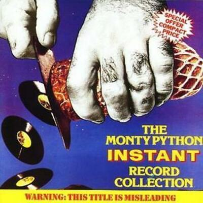 Monty Python : Instant Record Collection CD (1989) Expertly Refurbished Product