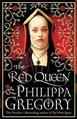 The cousins' war: The red queen by Philippa Gregory (Hardback)