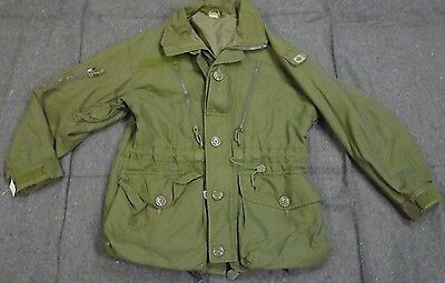 canadian army surplus gortex combat coat size 6740- used- good condition