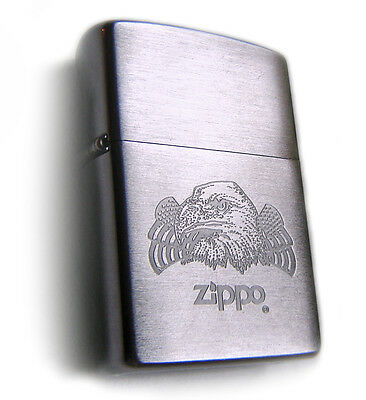 ZIPPO Beautiful EAGLE USA FLAG GLORY Engraved LIMITED Collectible FUNNY PRICE !!