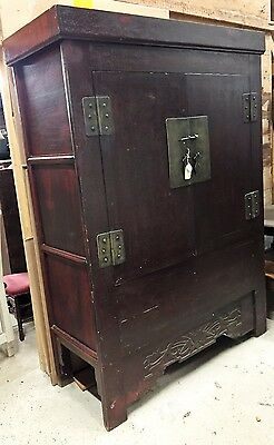 Fantastic Large Chinese Marriage Cabinet / Cupboard Stand Out Amazing Piece