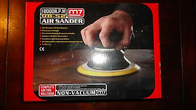 "Mighty Seven 6"" Air Sander QB-52602"