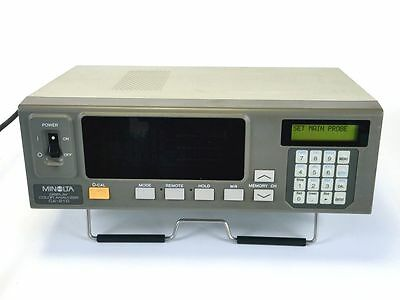 Konica Minolta CA-210 LCD TFT Color Analyzer ohne / without Probe