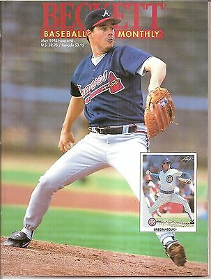 BECKETT BASEBALL CARD MAGAZINE  Issue #98 - #102   FIVE 1993 Issues
