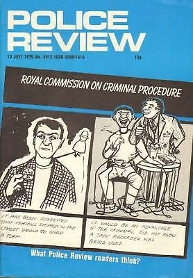 "Police Review ."" Criminal Procedure "" July 1979"