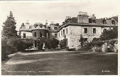 Tor Na Coille Hotel, BANCHORY, Kincardineshire RP