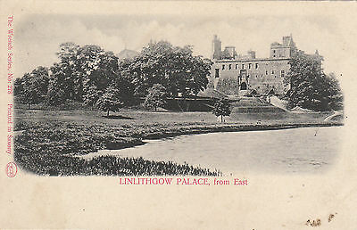 The Palace From The East, LINLITHGOW, West Lothian